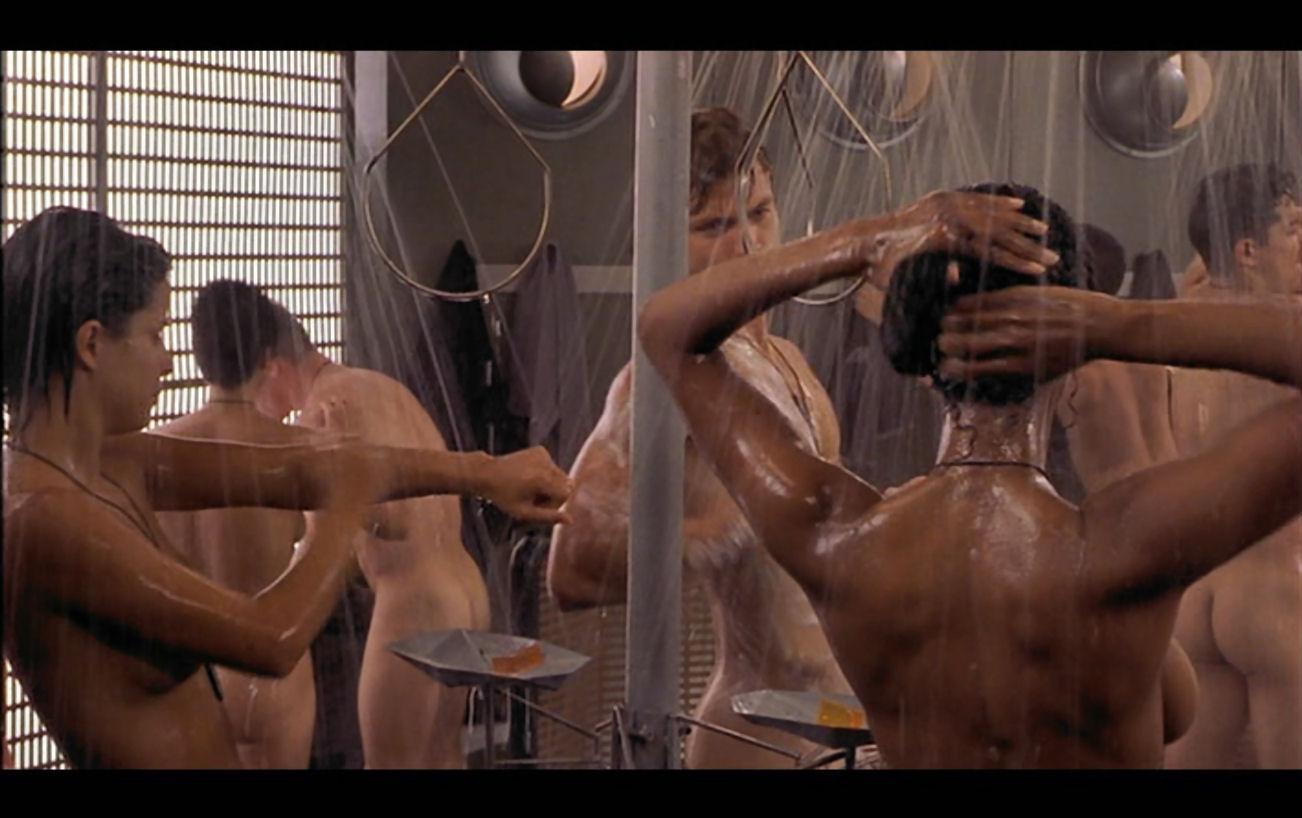 from Vance starship trooper women naked
