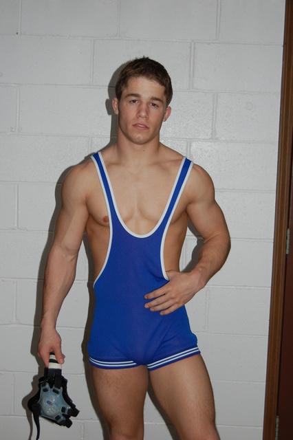 Wrestling fetish gay