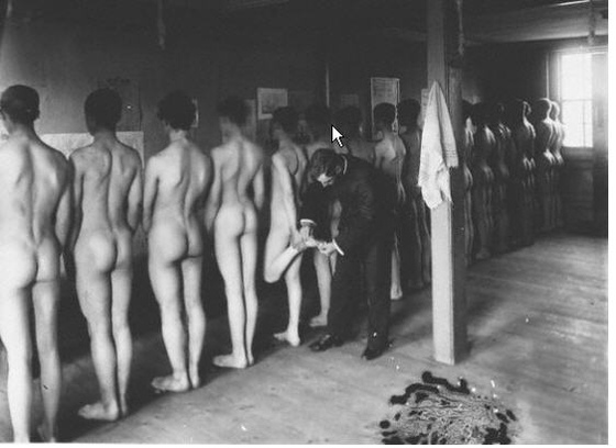 Vintage Military Medical Exam Naked - Mega Porn Pics-7285